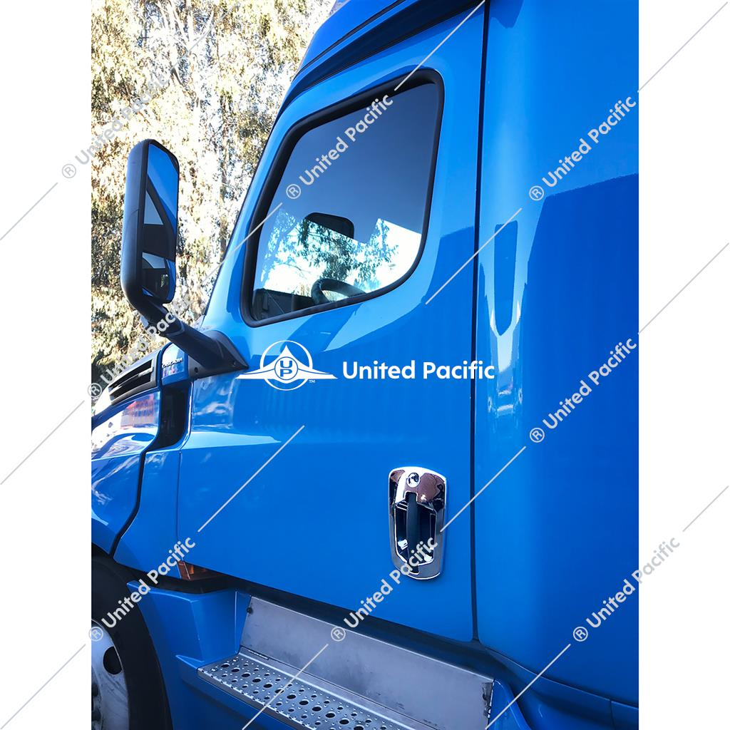Chrome Door Handle Cover For 2018-2020 Freightliner Cascadia -Driver