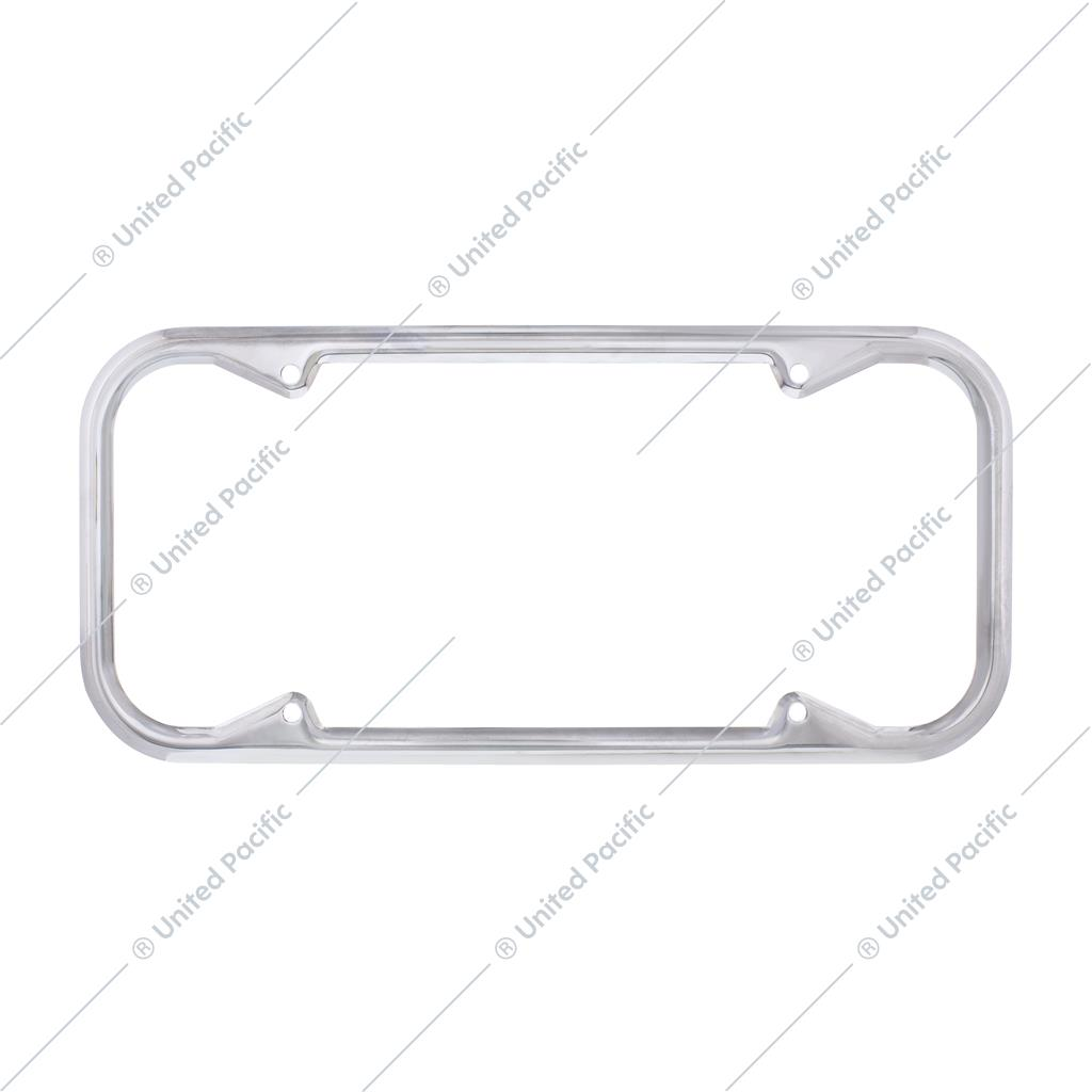 Chrome 1940-55 California License Plate Frame