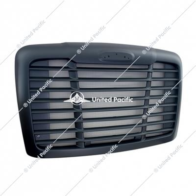 Black Grille w/Bug Screen For 2008-2017 Freightliner Cascadia