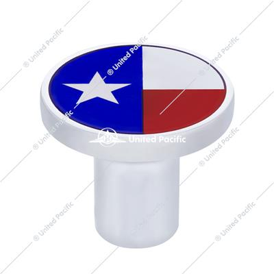 Air Valve Knob - Texas Flag