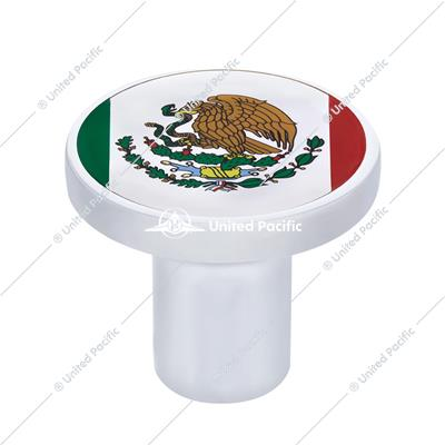 Air Valve Knob - Mexico Flag