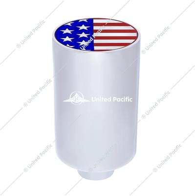 "3"" Air Valve Knob - US Flag"