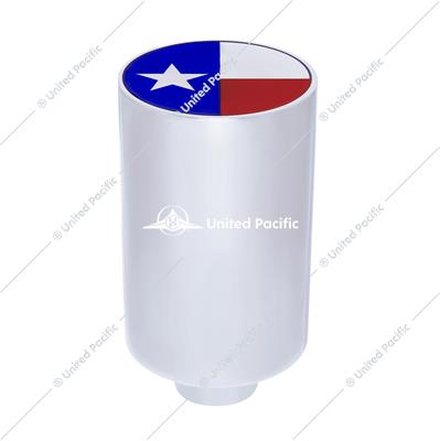"3"" Air Valve Knob - Texas Flag"