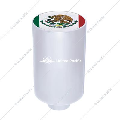 "3"" Air Valve Knob - Mexico Flag"