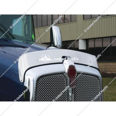 Stainless Bug Deflector For Kenworth T660