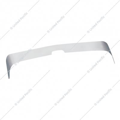 Stainless Bug Deflector For Kenworth W900L