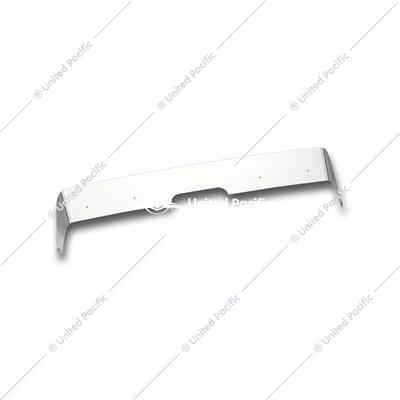 Stainless Bug Deflector For 2000+ Western Star 4964/FX/FA/EX/SX