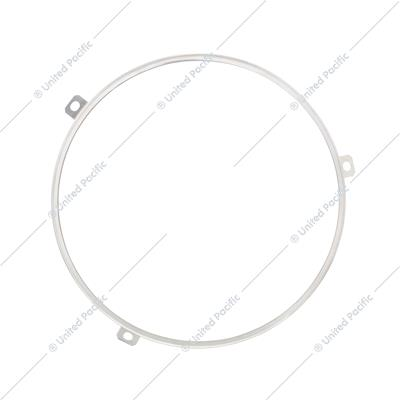 "Stainless Steel 7"" Headlight Retaining Ring"