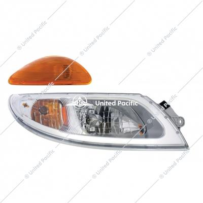 Headlight With Turn Signal For 2003+ International Durastar -Passenger