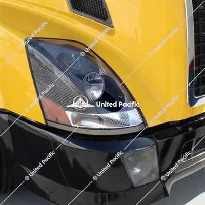 """Blackout"" Headlight For 2003-2017 Volvo VN/VNL -Passenger"