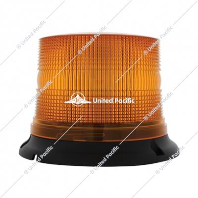 4 High Power 3 Watt LED Beacon Light - Permanent Mount