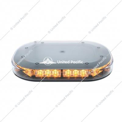 30 High Power LED Micro Strobe Warning Bar - Permanent Mount