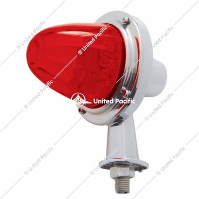 "11 LED 1-1/8"" Arm Watermelon Honda Light Kit - Red LED/Red Lens"