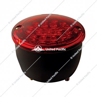 19 LED Stud Mount Stop, Turn & Tail Light Without License Light -Passenger