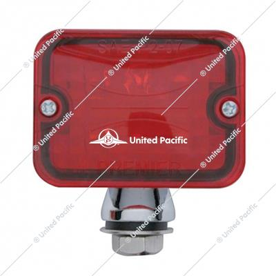 6 LED Medium Rod Light - Red LED/Red Lens