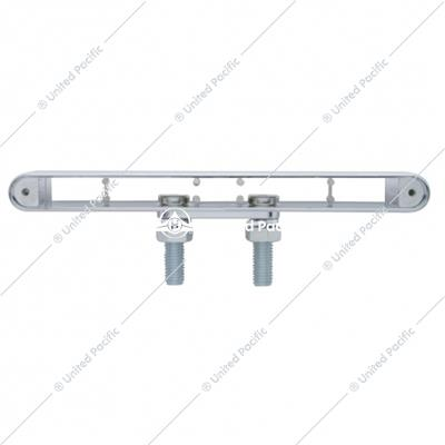 "9"" Double Face Light Bar Housing Only"