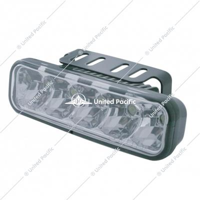 5 High Power 1 Watt LED Rectangular Auxiliary/Utility Light