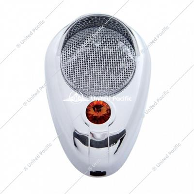 Signature C.B. Microphone Cover - Amber Diamond
