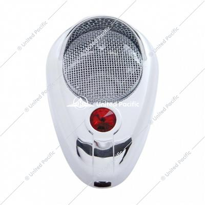 Signature C.B. Microphone Cover - Red Diamond