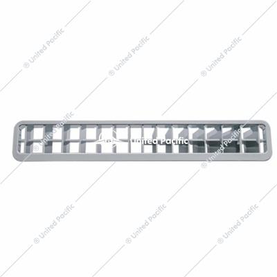 Chrome Windshield Defroster Vent For 2006+ Kenworth