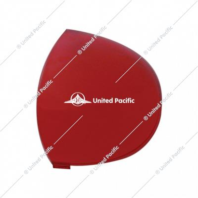 2006+ Kenworth Round Dome Light Lens - Red