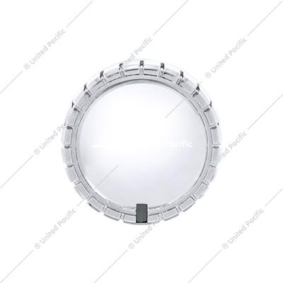 Chrome A/C Knob For Kenworth T680/T880 Sleeper