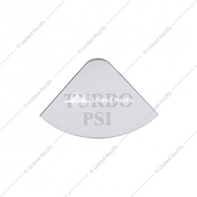 Freightliner Gauge Plate - Turbo Psi