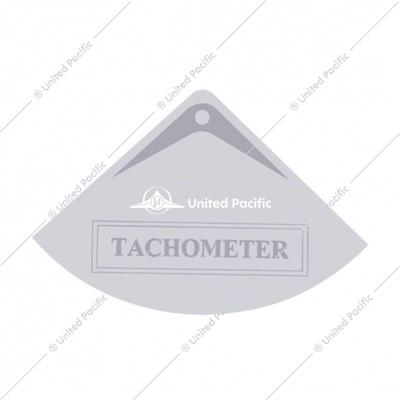 International Gauge Emblem - Tachometer