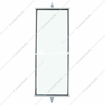 "6"" X 16"" Stainless West Coast Mirror - Non Heated"