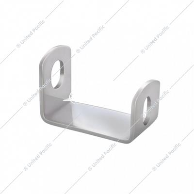 "Stainless Steel ""L"" Bracket - 1 1/4"" x 2 3/8"" x 1 5/8"""
