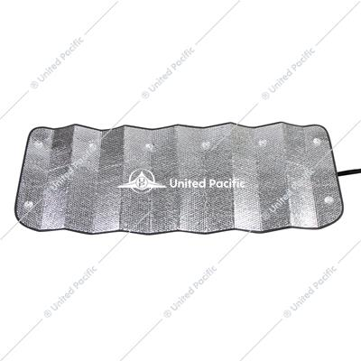 Windshield Sunshade For 1987-2015 Kenworth T800 & 1998-2019 W900